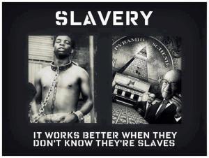 slavery works better