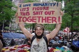 I love humanity