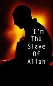 i'm slave of Allah