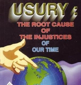 usury and islam