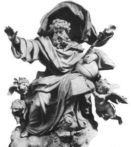 God volgens het christendom