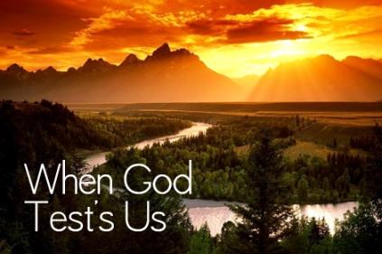 God's test