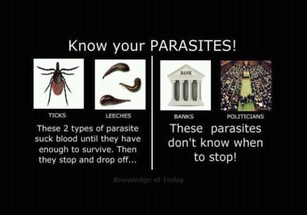 Know your parasites