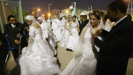 Wedding group - Egypt