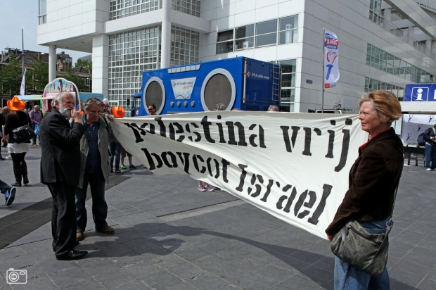 demonstratie palestina