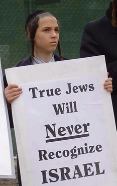 true jews will never