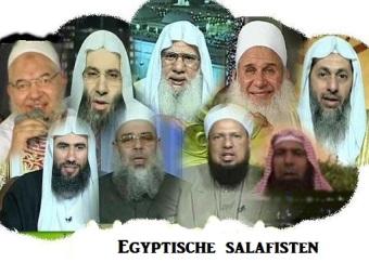 Egyptische salafisten