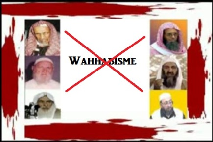 No to wahhabism