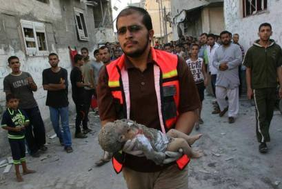 onze palestijnse babys