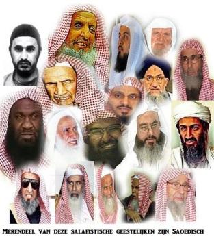 wahhabi geestelijken