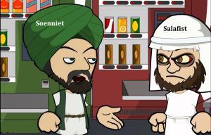 sunni vs salafi